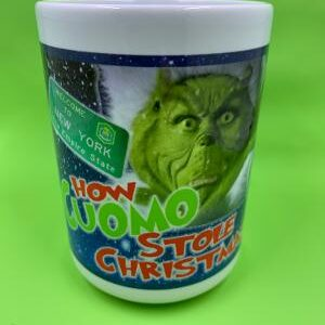 "You asked and we made it. ""How Coumo Stole Christmas"" . We only made 100 units……… so get them fast !"